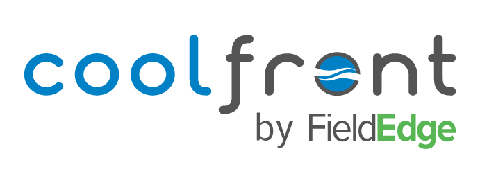 Coolfront by FieldEdge logo